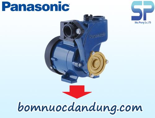 Máy bơm nước đẩy cao Panasonic GP-129JXK 125W