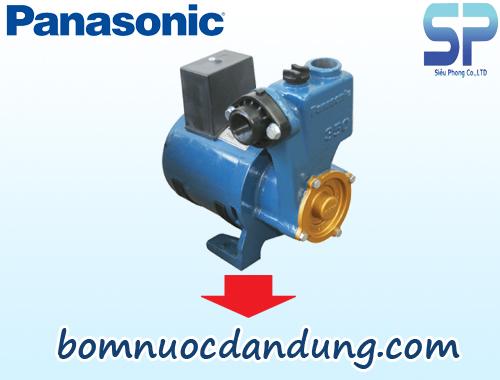 Máy bơm nước đẩy cao Panasonic GP-350JA 350W