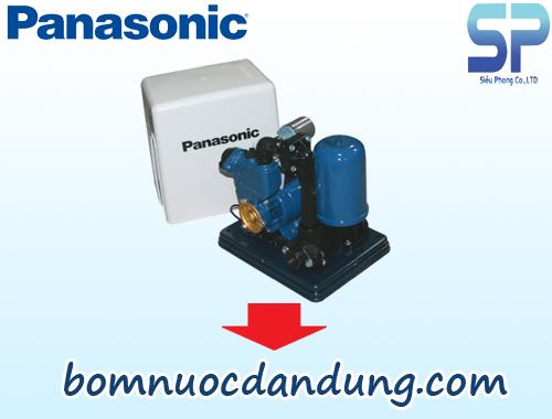 Máy bơm nước tăng áp tự động Panasonic A-130JACK 125W