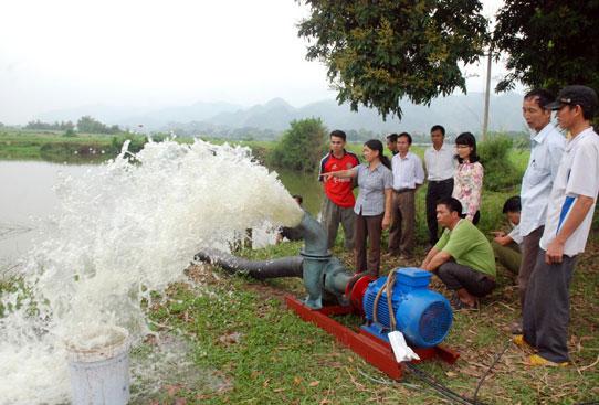 Báo giá máy bơm nước dân dụng