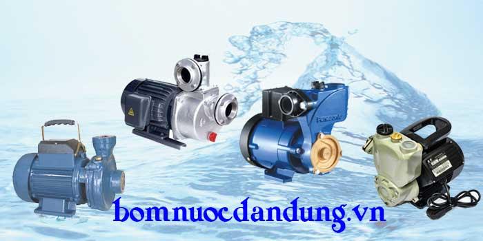 Tìm hiểu về cách lắp đặt và giá bán các dòng máy bơm nước gia đình